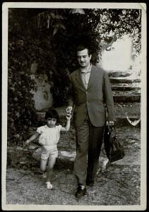 Goytisolo padre e hija