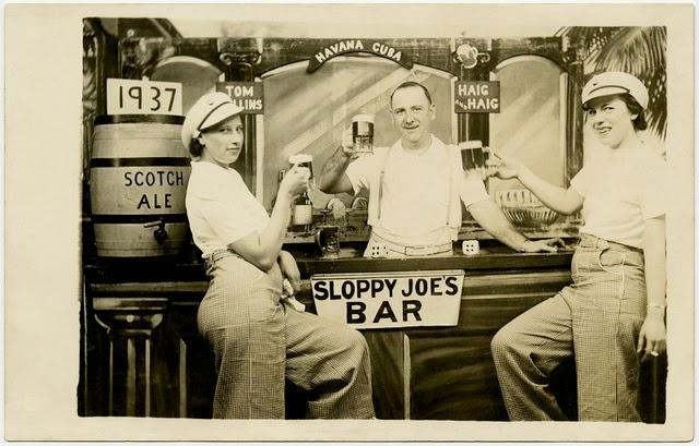 BAR sloppy joes bar